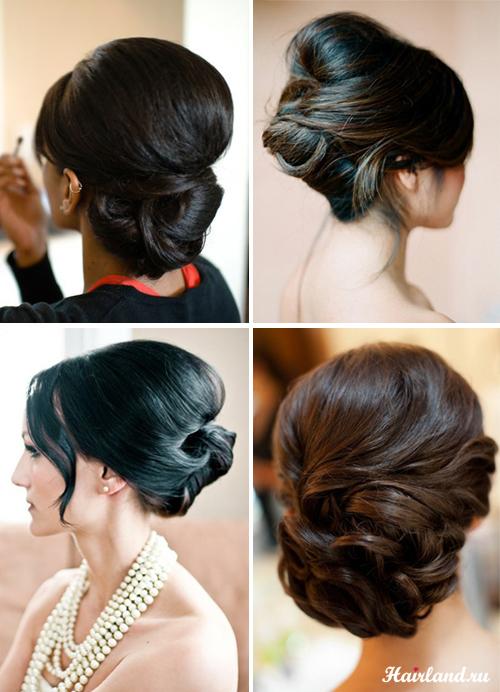 Вечірні зачіски на довге волосся відрізняються величезним різноманіттям. 95f2cad07a9f4