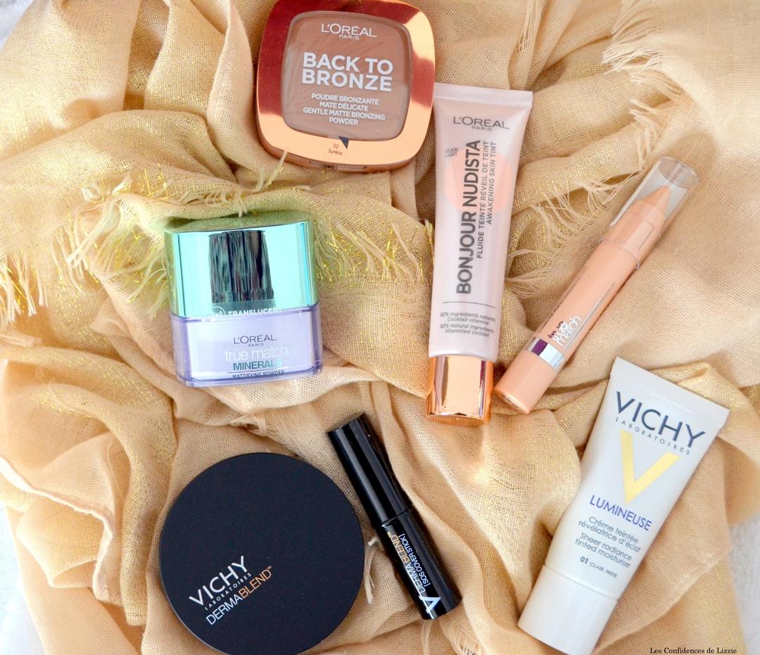 produits-maquillage-couvrants-agreables-legers-fluides-poudre-compacte-vichy-loreal-paris