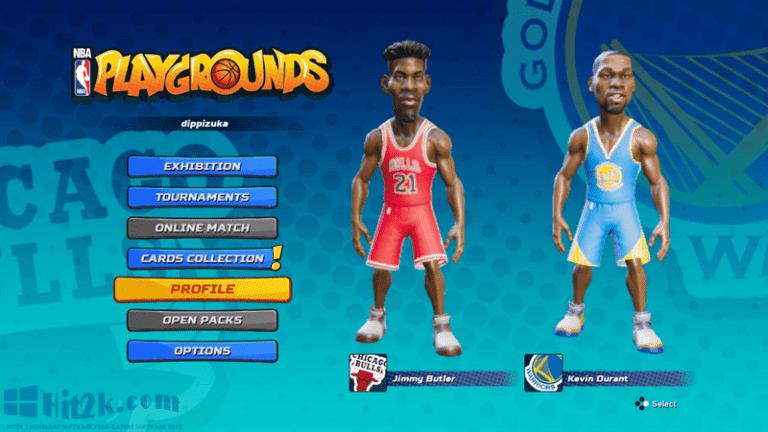 nba playgrounds 2 apk mod