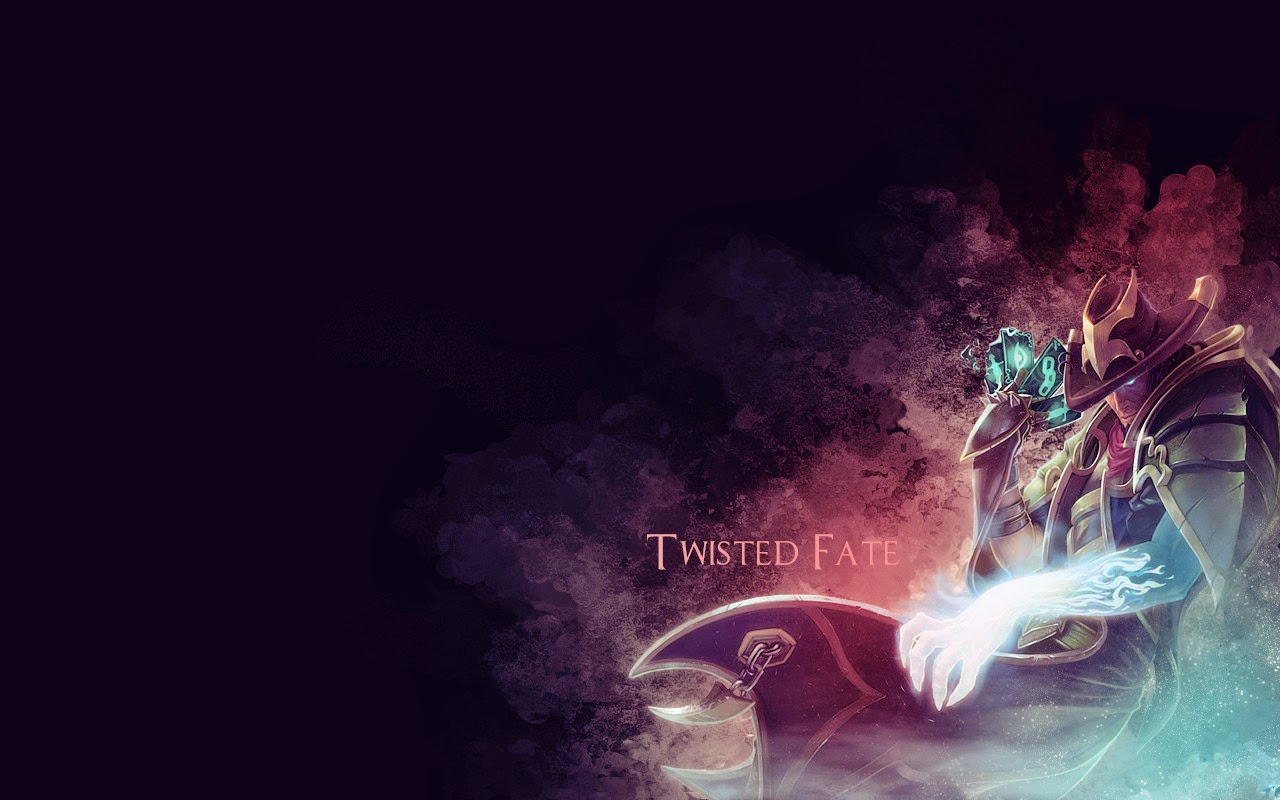 Twisted Fate League of Legends Wallpaper, Twisted Fate ...