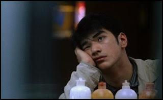 Takeshi Kaneshiro: He Zhiwu (Chungking Express, 1994)