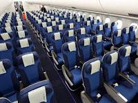 Tips Pilih Kursi Nyaman di dalam Pesawat