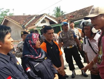 Ratusan Masyarakat Lampung Timur Aksi Tolak Money Politics
