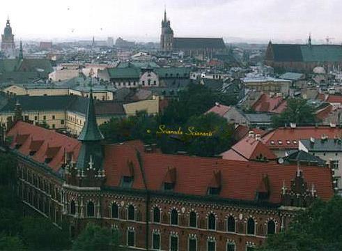 Arcivescovato di Cracovia dove studiò Karol Jozef Wojtyla