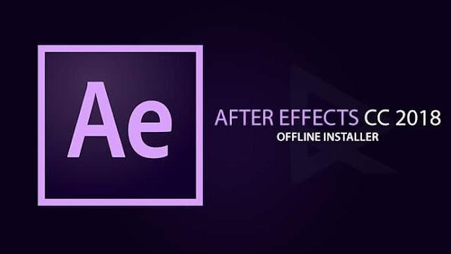 تحميل برنامج أدوبي After Effects CC 2018