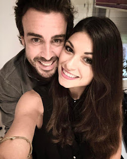 Player Intro Fernando Alonso C A C C S Girlfriend Linda Morselli