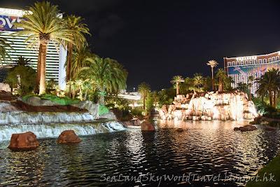 Las Vegas,Mirage, 拉斯維加斯
