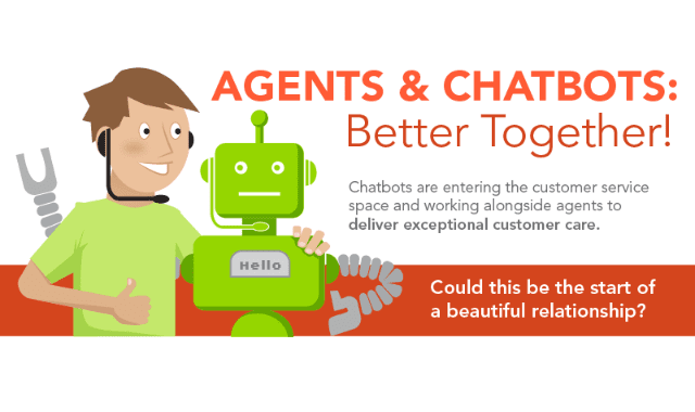 Agents and Chatbots – Better Together!