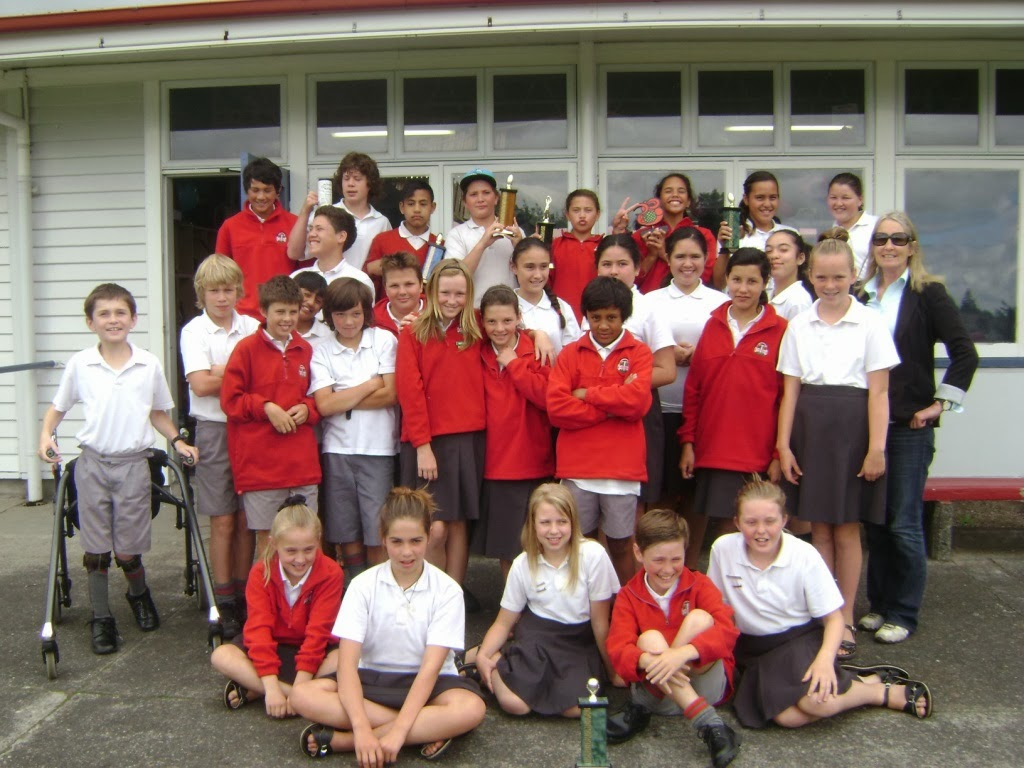 Room 10 Tokoroa Intermediate Another Win For Room 10
