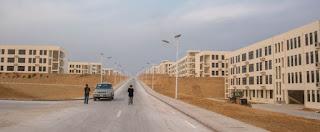 Kintélé, campus abritant le village olympique