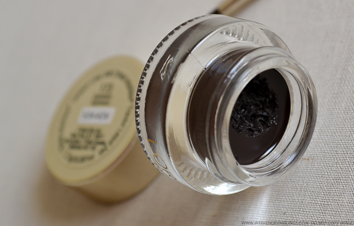 Loreal Infallible Lacquer Eyeliner 24H Espresso Brown 173 review swatches fotd photos makeup looks indian beauty blog