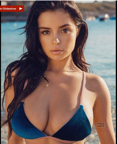 World's Sexiest DJ Demi Rose