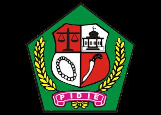 Kabupaten Pidie Logo Vector
