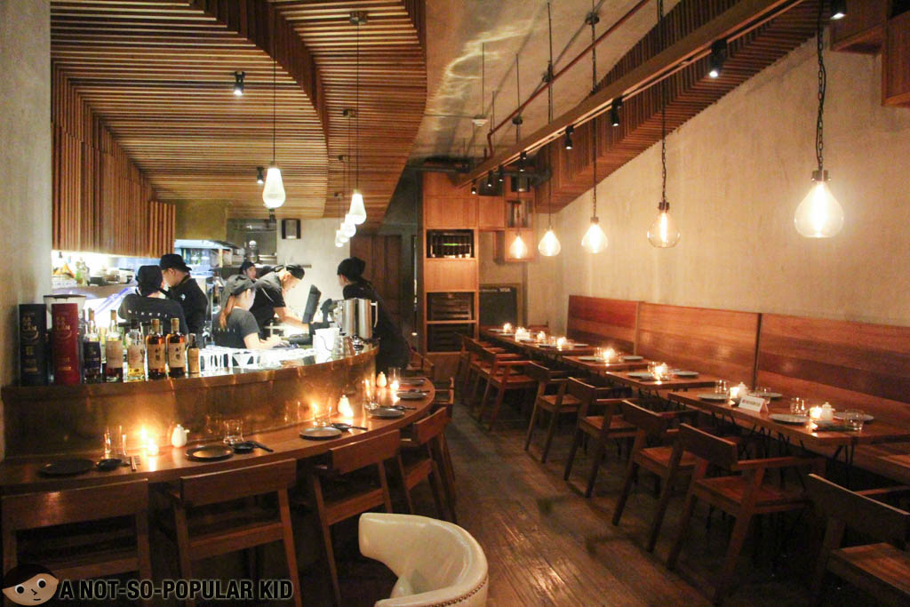 Nikkei S Japanese Peruvian Cuisine In Rada Makati A Not So