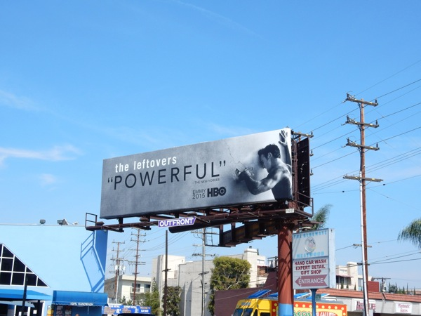 The Leftovers Powerful 2015 Emmy billboard
