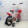 12 erminio folding sepeda lipat anak