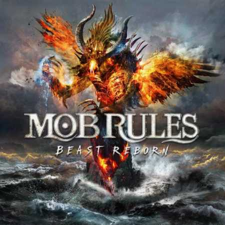 "MOB RULES: Lyric video για το νέο single ""Sinister Light"""