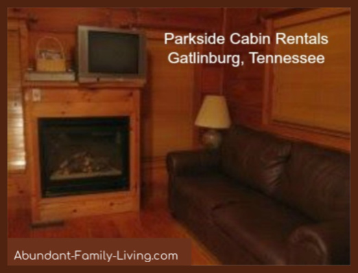 Parkside Cabin Rentals – Gatlinburg, Tennessee