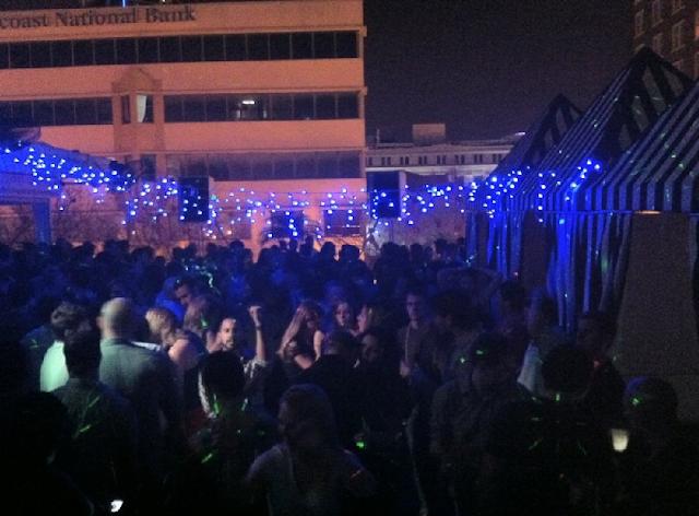 Balada Nightclub Sky 60 em Orlando