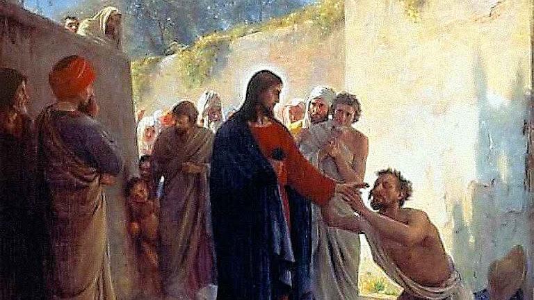 Jesus cura o cego