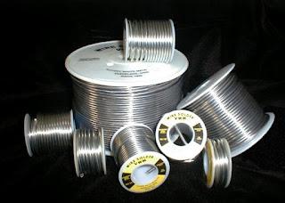 40/60, 50/50, 60/40 Wire, Solder