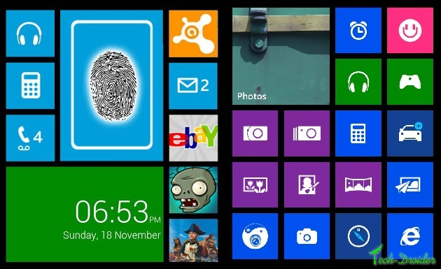 Windows 10 Mobile going to get fingerprint support