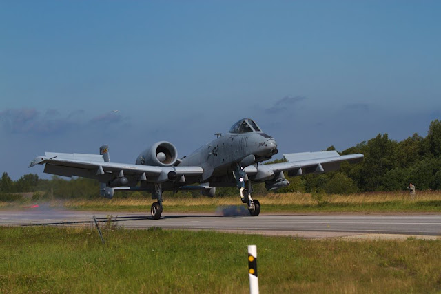 A-10 lands highway Estonia