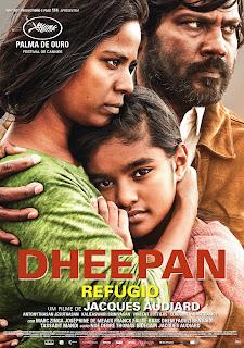 Dheepan - O Refúgio - Dheepan (2015) de Jacques Audiard