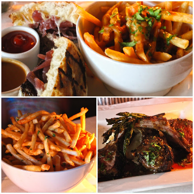 Lola Burger, Truffle Fries, Australian Lamb Chops | Chichi Mary Blog