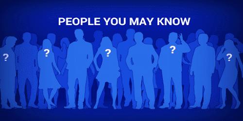 كيف يقترح عليك فيسبوك أشخاص قد تعرفهم؟