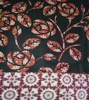 Kain Batik Prima 0926 Merah