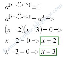 ecuatii exponentiale exercitii rezolvate