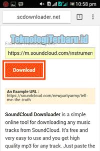 Cara Download Lagu di Android Tanpa Aplikasi Play Store