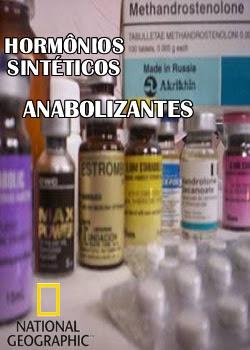 Hormônios Sintéticos: Anabolizantes - Dublado