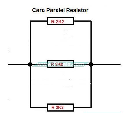 (TUTORIAL) Contoh Skema Rangkaian Inverter Untuk Merubah