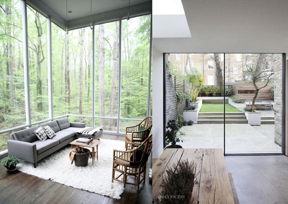 Una casa piena di luce - Casa piena di zanzare ...