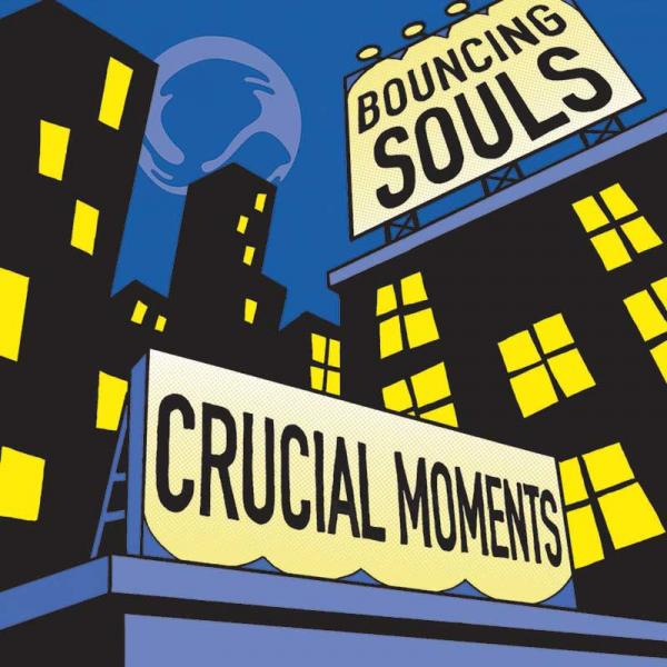 "Boucing Souls stream new EP ""Crucial Moments"""