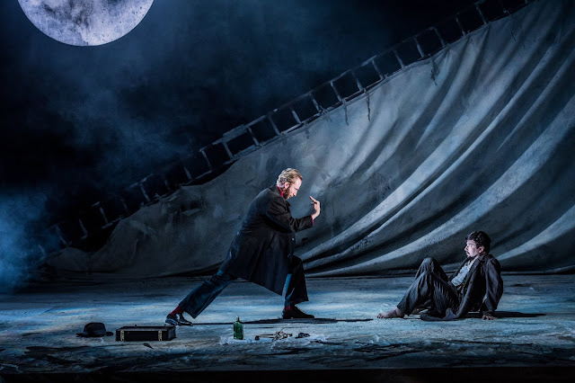 Stravinsky: The Rake's Progress - Sam Carl, Frederick Jones - British Youth Opera (Photo Robert Workman)