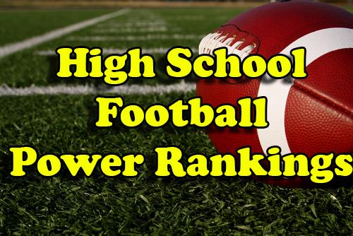Skook News: Schuylkill County High School Football Power ...