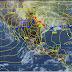 Se prevén vientos fuertes, posibles tolvaneras y descenso de temperatura en el noroeste, el norte y el noreste de México