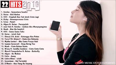 22 Hits Lagu Indonesia Terbaru Juni 2018