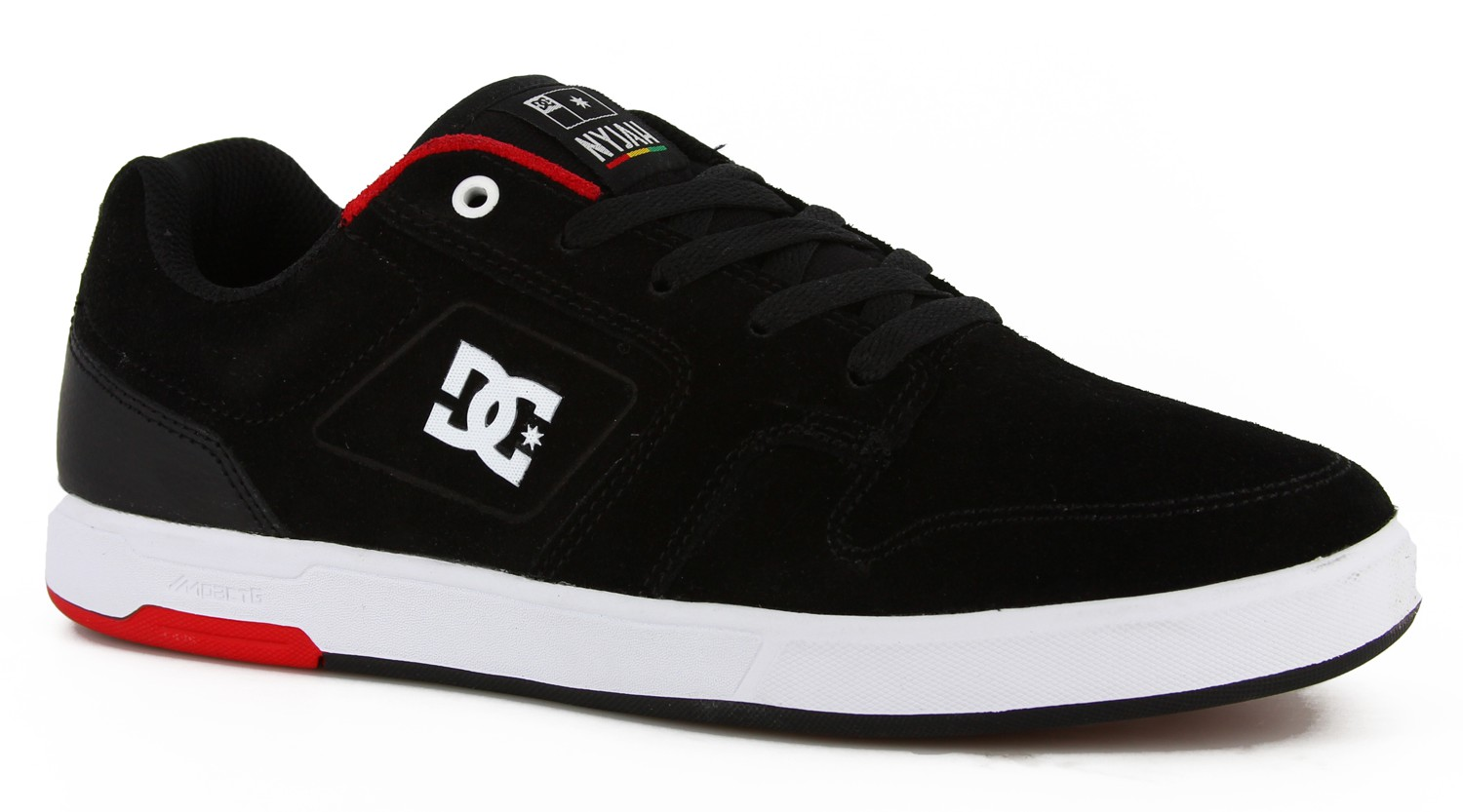 Dc Shoes Men S Net Shoe Dark Shadow White Athl