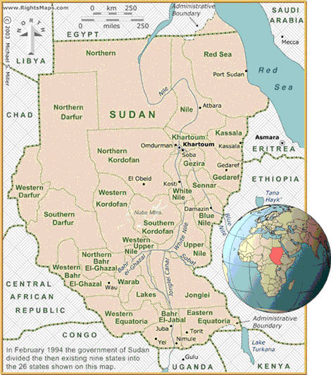 Southern Sudan Independence