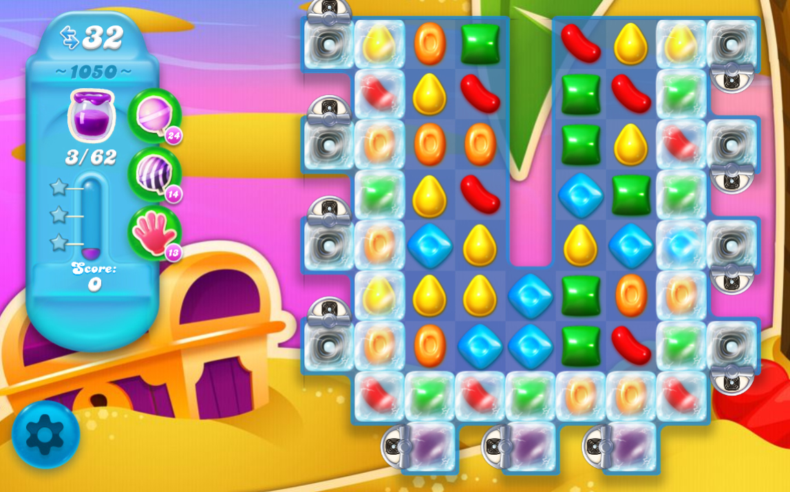 Candy Crush Soda Saga 1050