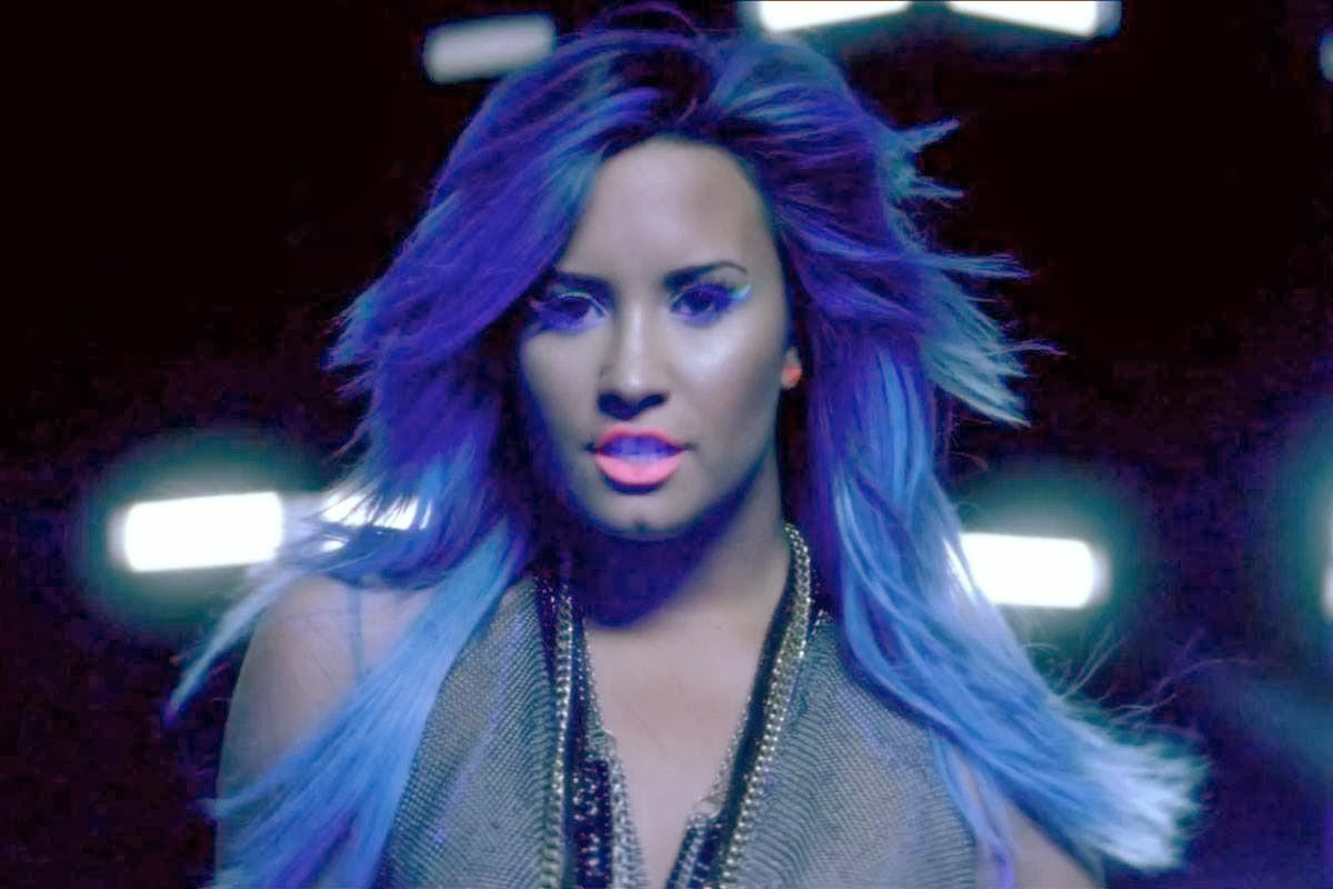 Demi Lovatos Next Single Will Be Rave-Tastic Synth Anthem