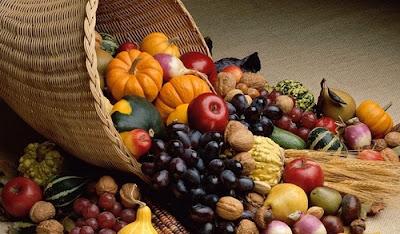 Экскурсия по огороду — сценарий Праздника урожая