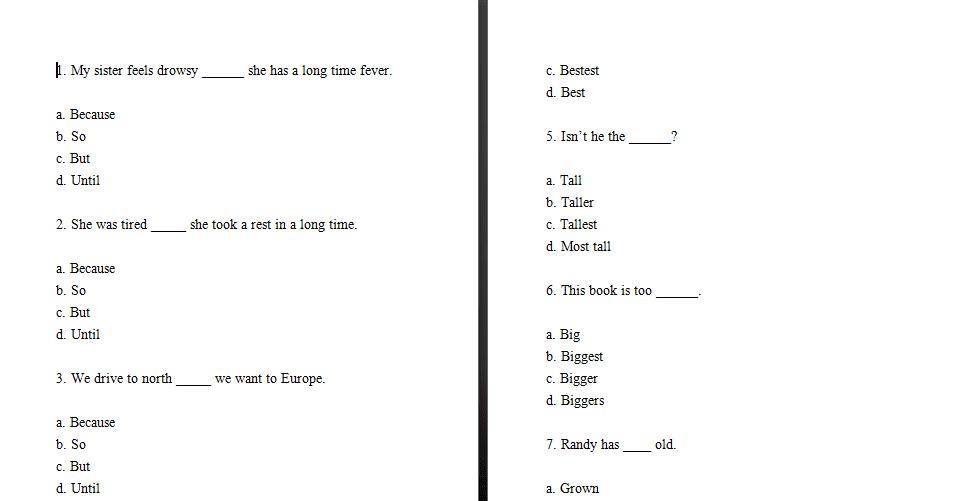 45 Contoh Soal Grammar Bahasa Inggris