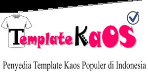 penyedia template kaos populer di Indonesia