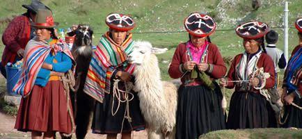 Índios Quechuas-2