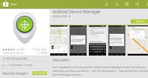 Aplikasi Terbaik untuk Menemukan, Mengunci dan Menghapus Perangkat Android Anda yang Hilang 2